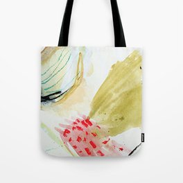 Day 52: peaks and valleys. Tote Bag