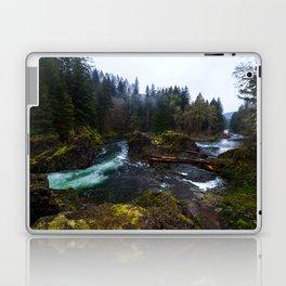 Lucia Falls Laptop & iPad Skin