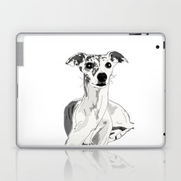 Greyhound Family Dog Laptop & iPad Skin