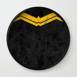 Wonder Girl Wall Clock