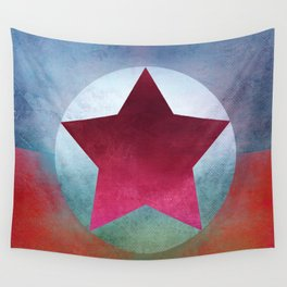Star Composition VII Wall Tapestry