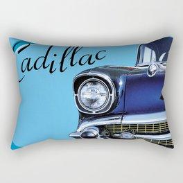 Life of the Sixties Rectangular Pillow