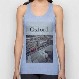 Oxford gargoyle Unisex Tank Top
