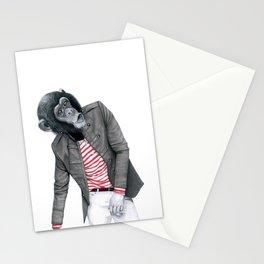 Monkey business Stationery Cards