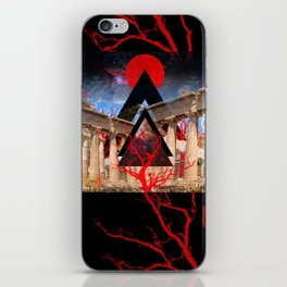 Visions and Illusions iPhone Skin