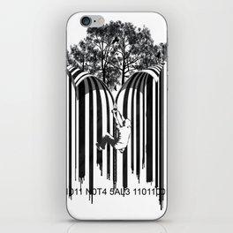 unzip the code. iPhone Skin