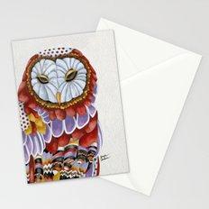 Owl Aura 2 Stationery Cards