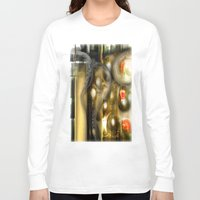 alchemy Long Sleeve T-shirts featuring Alchemy by John Hansen