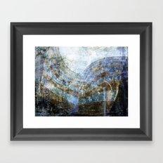 The Final Storm! Framed Art Print