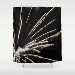 Light Years Away Shower Curtain