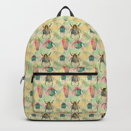 Walk like an Egiptian beetle Backpack