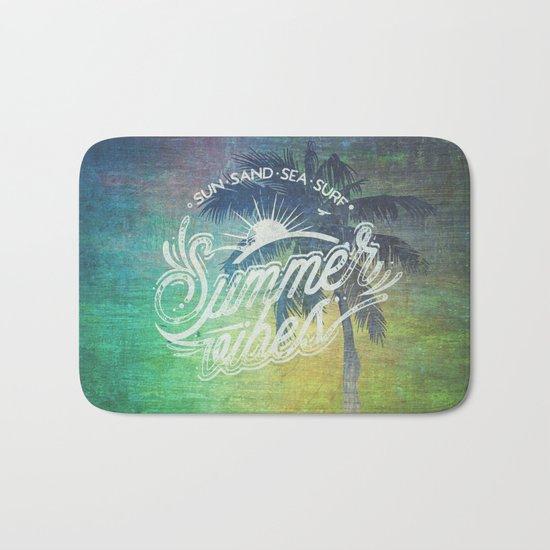 Summer vibes - Mashup edition Bath Mat