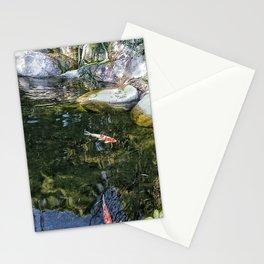 Reflecting Pond Stationery Cards