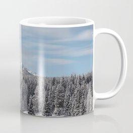 Stunning winter scenery Coffee Mug