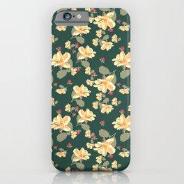 Summertime Green iPhone Case