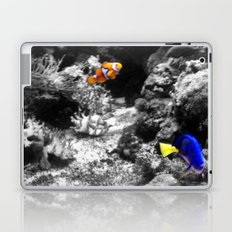 Nemo and Dora Laptop & iPad Skin