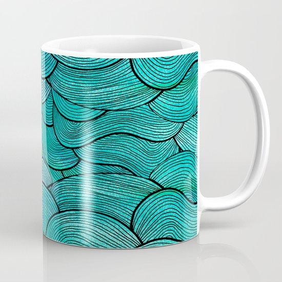 Sea Waves Mug