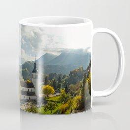 Gruyères Church Coffee Mug