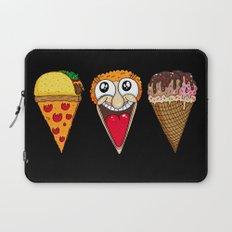 Taco Pizza Cone Laptop Sleeve