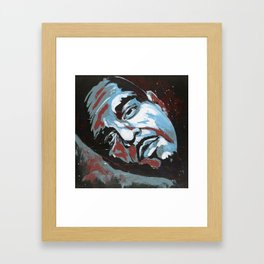 J. Cole Framed Art Print