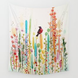 toujours le jour se leve Wall Tapestry