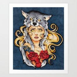 I Want You Safe Art Print
