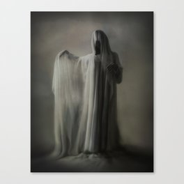 Minister of Omens Canvas Print