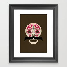 Calaca (1) Framed Art Print