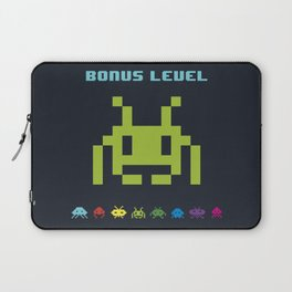 Space Invader VI Laptop Sleeve