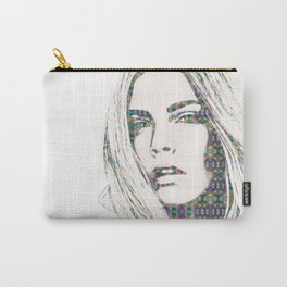 Cara Delevigne Carry-All Pouch