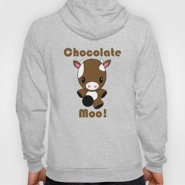 Chocolate Moo! Hoody