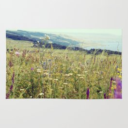 Photography nature Rustic landscape photo Botanical print Country decor Gift for parents Rug