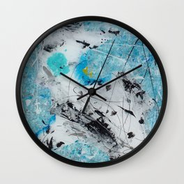 The calm of Bamby Wall Clock