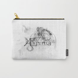 AEnima // Astrological Symbols Carry-All Pouch