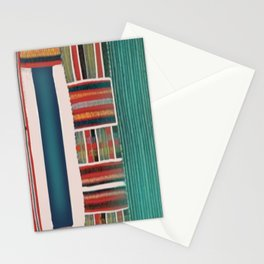 Pin Striped Stationery Cards