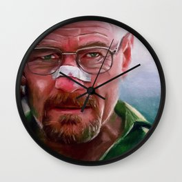 I Won - Walter White - Breaking Bad Wall Clock