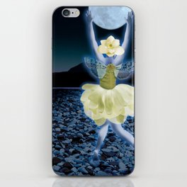 Magnolia Dancer iPhone Skin