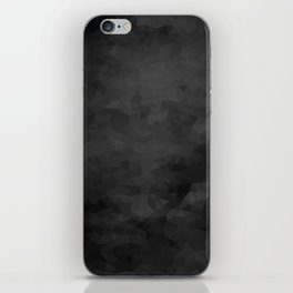 LowPoly Grey iPhone Skin