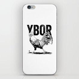 YBOR iPhone Skin