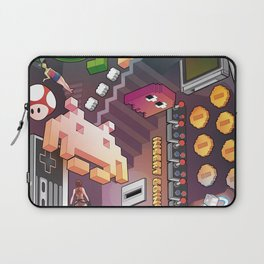 Lost in videogames Laptop Sleeve