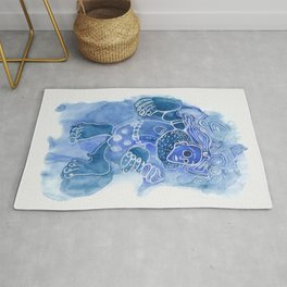 African Doddle Rug