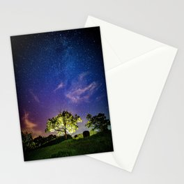 Galaxy Dreams of an Earthling Stationery Cards
