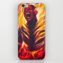 Pyrophobia iPhone Skin