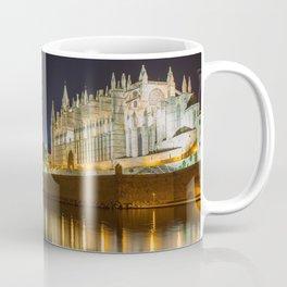 Palma Cathedral - Palma de Mallorca Spain Coffee Mug