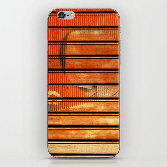 MiniHumanist II iPhone & iPod Skin
