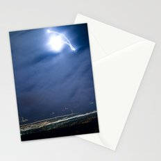 Moon Jump Sky Stationery Cards