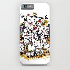 Chicken & peeps Slim Case iPhone 6s