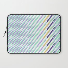Green Drops of Time Laptop Sleeve