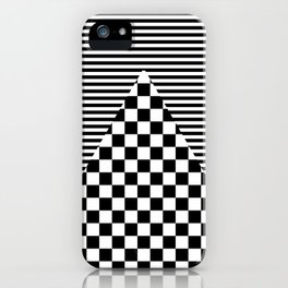 Mixed Patterns iPhone Case
