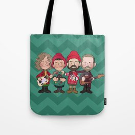 A Killers Holiday Tote Bag